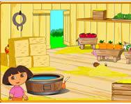 Dora saves the farm j�t�kok