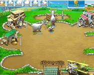 Farm Frenzy pizza party farmos j�t�kok ingyen