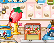 My Ice Cream Factory online játékok