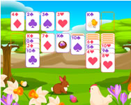 farmos - Solitaire classic easter