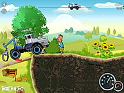 Tractors power adventure online játék